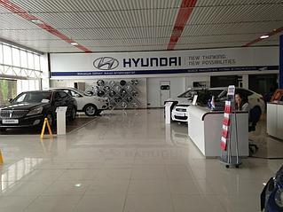 Шоурум «Hyundai Auto Astana»