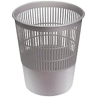 Корзина 18 литров сетчатая серая (СТАММ КР02)