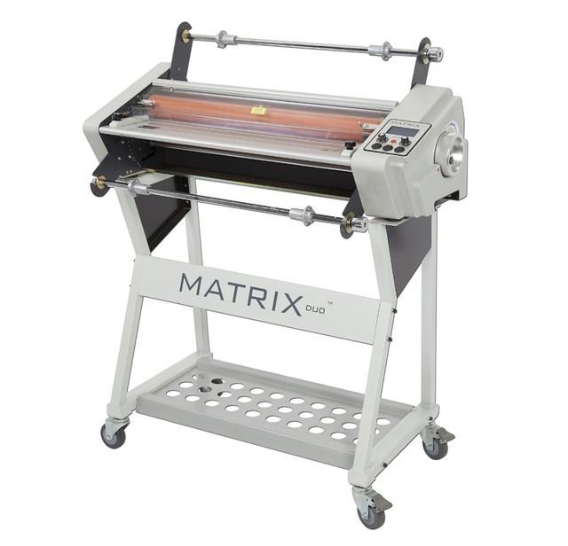 Двухсторонний горячий ламинатор Matrix Duo MD-650