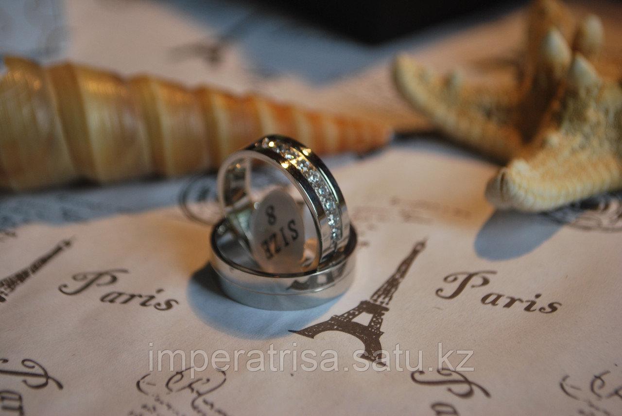 """Парные кольца для влюбленных """"Счастливые""""*"""