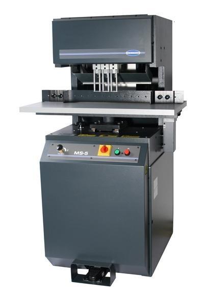 Бумагосверлильная машина CHALLENGE S-5