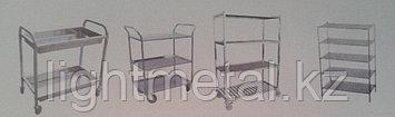 Столы и стеллажи из нержавеющей стали, фото 2