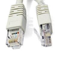 LinkBasic Cat 6 UTP патч корд, 3m, цвет серый, фото 1