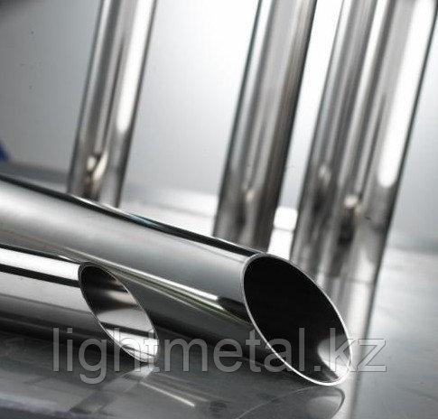 Трубы из нержавеющей стали (квадратные, прямоугольные и круглые)