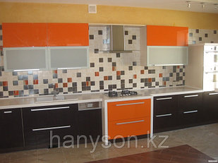Кухонные гарнитуры фасады МДФ акрил