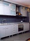 Кухни со стеклянными фасадами, фото 5