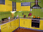 Кухонные гарнитуры цветные фасады МДФ, фото 2