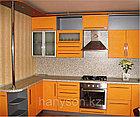 Кухонные гарнитуры цветные фасады МДФ, фото 4