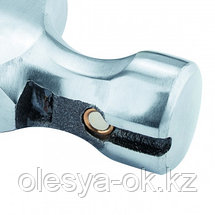 Молоток-гвоздодер, 450 г, боек c магнитом, фибергласовая обрезиненная рукоятка// MATRIX, фото 3