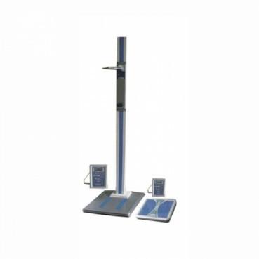 Весы электронные с механическим ростомером РП