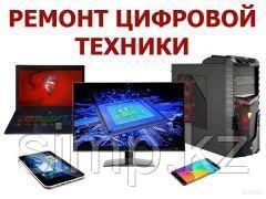 Установка Windows XP, Windows 7, Windows 8, Windows 10 в Алматы, выезд мастера.