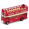 Игрушка модель автобуса 1:34-39 London Bus открытый