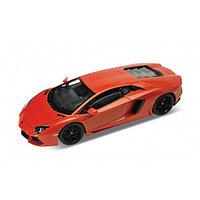 Модель машины 1:24 Lamborghini Aventador
