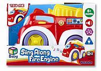 Веселая машинка (пожарная), фото 1