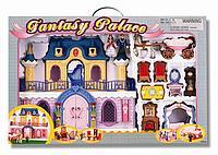 """Набор:"""" Fantasy Palace """"- дворец с каретой и предметами, фото 1"""