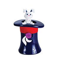 """Игрушка the Amazing Zhus Игровой набор """"Волшебная шляпа и белый кролик"""""""