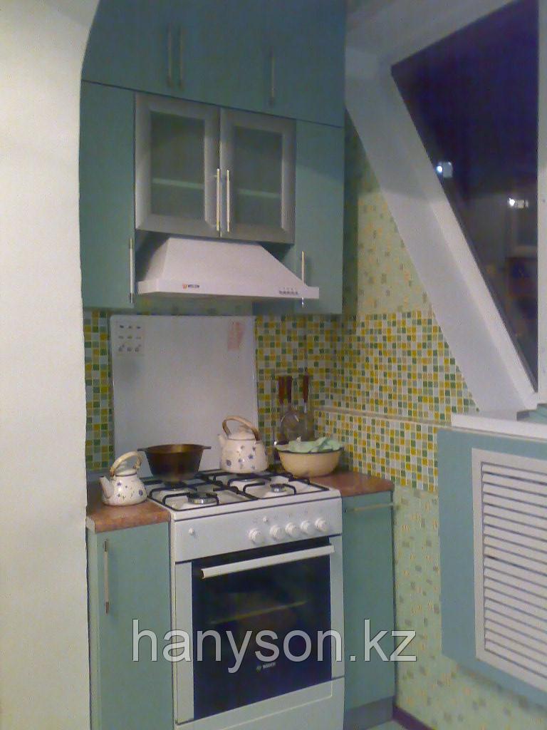 Кухни на балкон лоджию