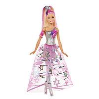 """Кукла Barbie """"Галактическая вечеринка"""" из м/ф """"Звездные приключения"""", фото 1"""