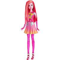 Кукла Barbie Космическое приключение розовая, фото 1