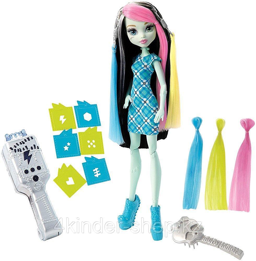 Кукла Мonster Нigh Салон стильных причёсок Френки - фото 1