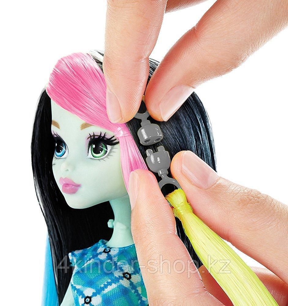 Кукла Мonster Нigh Салон стильных причёсок Френки - фото 2