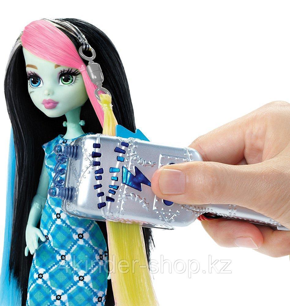 Кукла Мonster Нigh Салон стильных причёсок Френки - фото 4