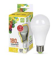 Лампа светодиодная LED-A60-standard 20Вт 160-260В E27 3000К 1800лм ASD 4690612004198