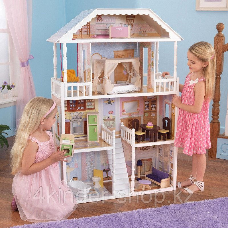 """Кукольный домик """"Саванна"""" - фото 1"""