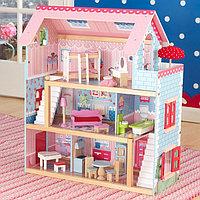 """Кукольный домик """"Открытый коттедж"""", фото 1"""