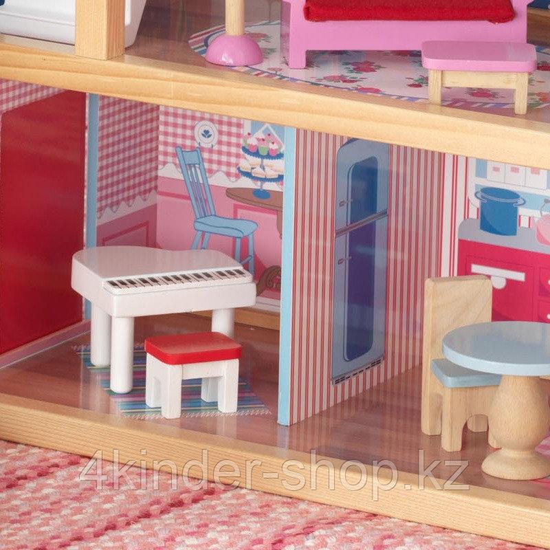 """Кукольный домик """"Открытый коттедж"""" - фото 2"""