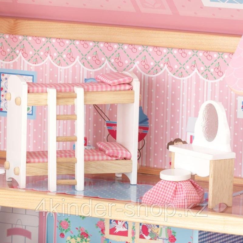 """Кукольный домик """"Открытый коттедж"""" - фото 3"""