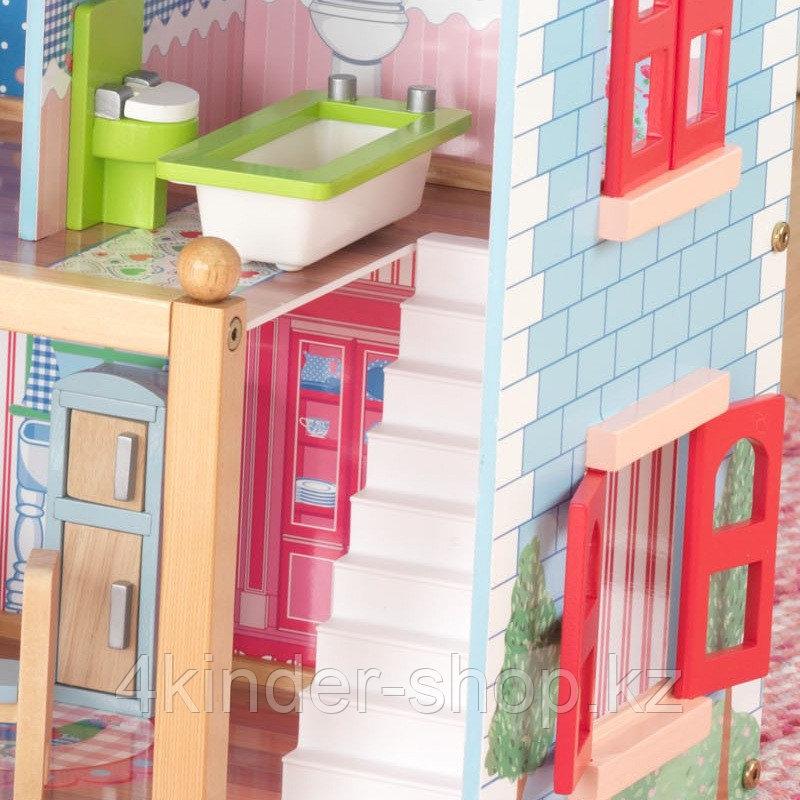 """Кукольный домик """"Открытый коттедж"""" - фото 4"""