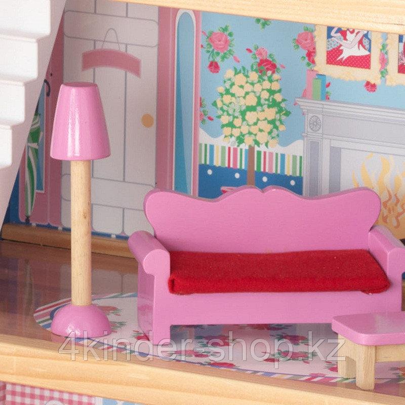 """Кукольный домик """"Открытый коттедж"""" - фото 5"""