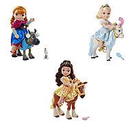 Кукла Дисней Принцесса с животным, в асс., фото 1