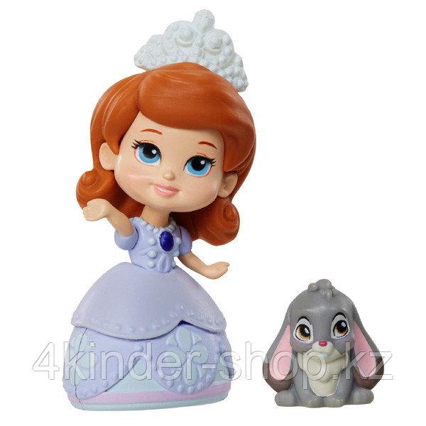 Кукла-персонаж сериала София Прекрасная 7,5 см, в асс. - фото 1