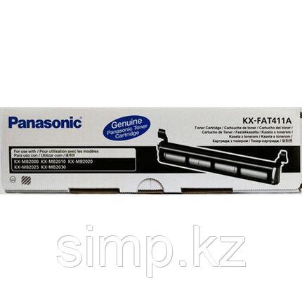 Заправка Тубы Panasonic-KX-411
