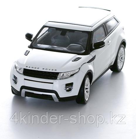 Коллекционная машинка Range Rover Evoque 1:24 - фото 1
