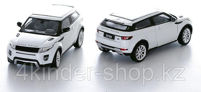 Коллекционная машинка Range Rover Evoque 1:24 - фото 2