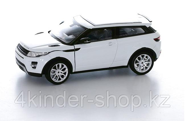 Коллекционная машинка Range Rover Evoque 1:24 - фото 4