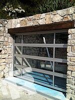 Прозрачные ворота