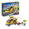 Lego City Фургон-пиццерия