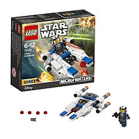 Lego Star Wars Микроистребитель типа U