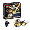 Lego Star Wars Микроистребитель типа Y