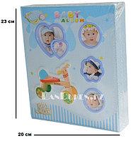 Фотоальбом детский «Baby album» на 80 фотографий, фото 1
