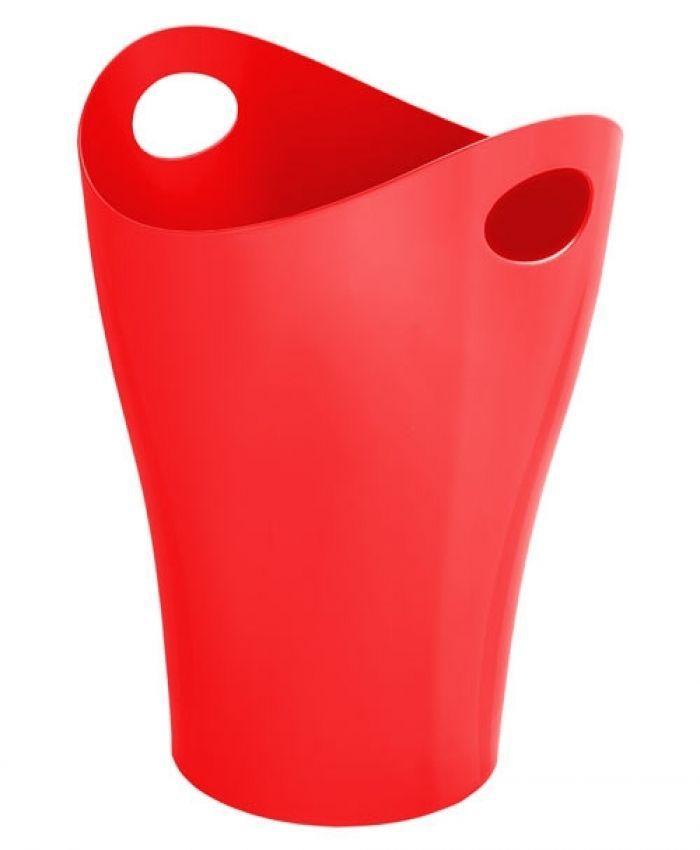 Корзина Лотос 8 литров красная (СТАММ КР113)