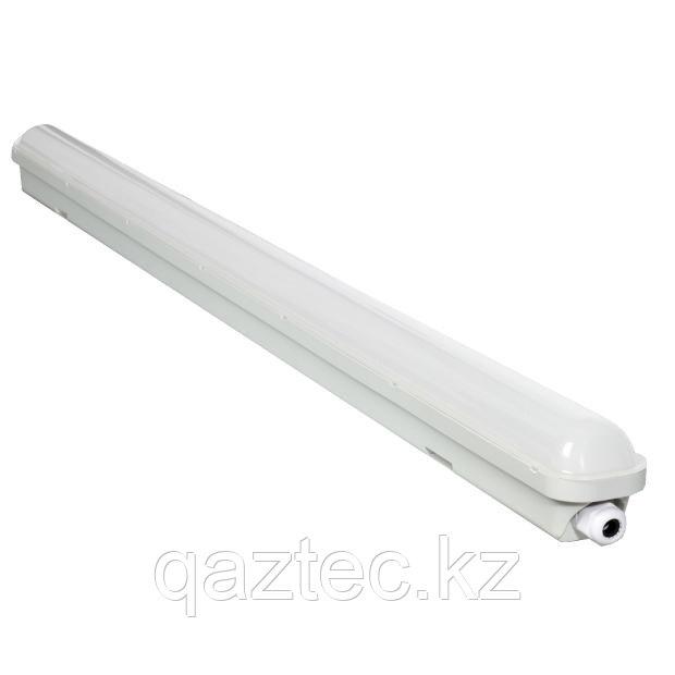 Светодиодный пылевлагозащищенный светильник 36Вт  IP 65 (ЛПО 2х36)6500к
