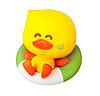 """Игрушка для купания """"Уточка"""" с идентификатором оптимальной температуры воды"""