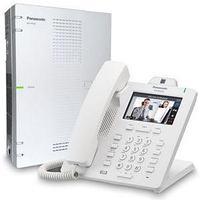 Установка IP-АТС Panasonic KX-HTS824.