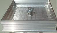 Люк напольный заполняемый с уплотнителем (h50мм) 200*200