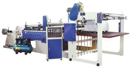 Листорезальная машина SHT-1300B
